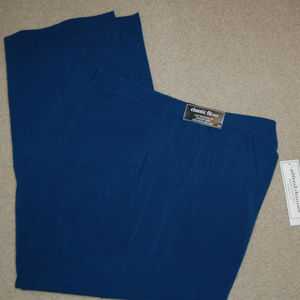 NWT Alfred Dunner Classic Fit Pant